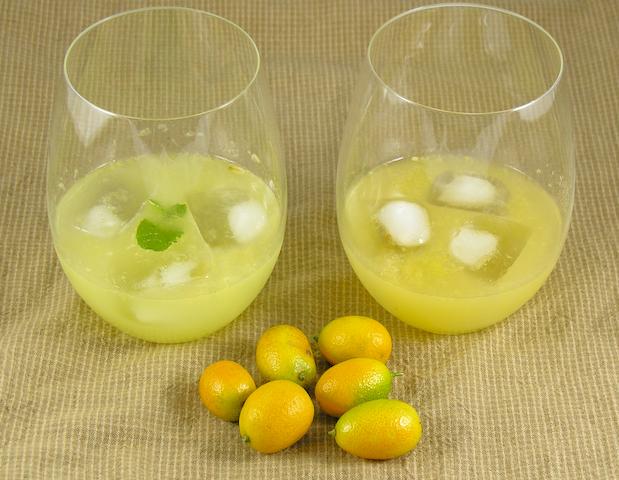 Daiquiri de kumquat