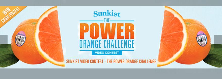 Las Caracara Sunkist son conocidas como Power Orange.